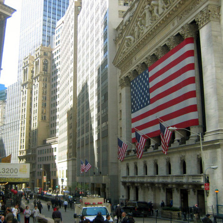Wall Street & The New York Stock Exchange